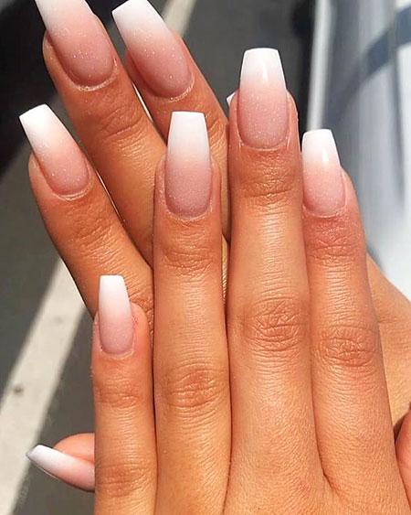 Nails Nail Ombre Acrylic
