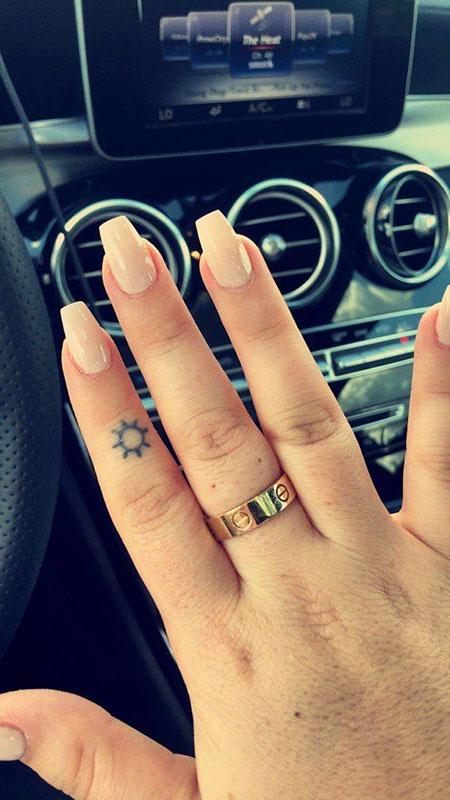 Square Shaped Nails Nail