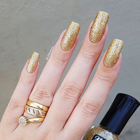 Nails Nail Gel Manicure
