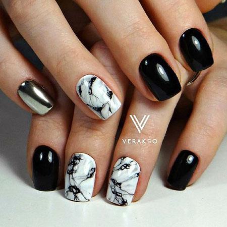 Nail Square Nails Manicure