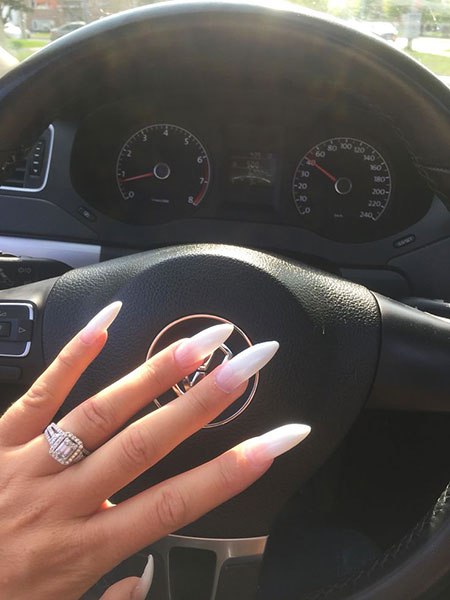 Very Long Nails, Nail Nails Long Stiletto