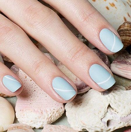 Nail Nails Manicure Matte