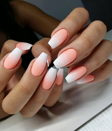 Nail Manicure Nails Ombre