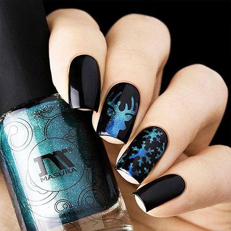 Nail Manicure Square Nails