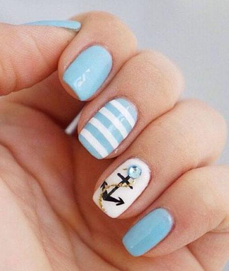 Nail Anchor Nails Summer