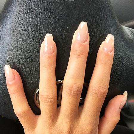 Nails Coffin Acrylic Nail