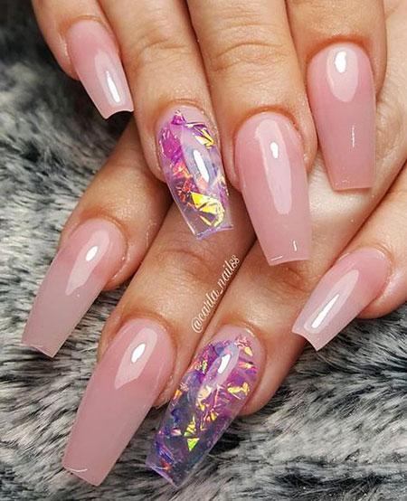 Acrylic Pink Pretty Nails, Nail Nails Acrylic Pink