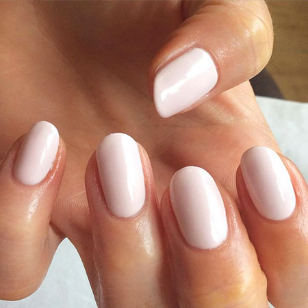 Nude Colored, Nails Manicure Nail Spring