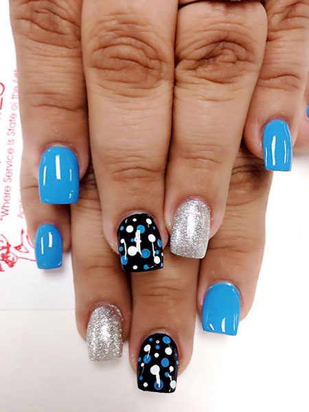 Sweet Colors, Nail Nails Cute Easy