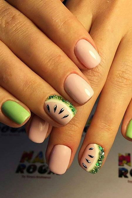 Adorable Nails for Summer, Nail Summer Designs Art