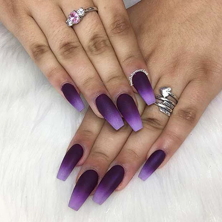 Nails Nail Ombre Matte