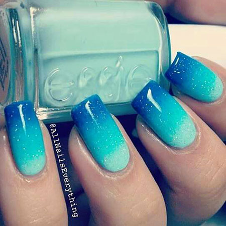 Nail Ombre Nails Manicure