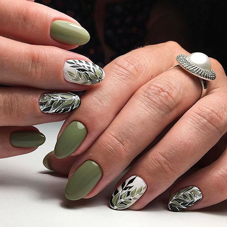 Manicure Nail Nails Green