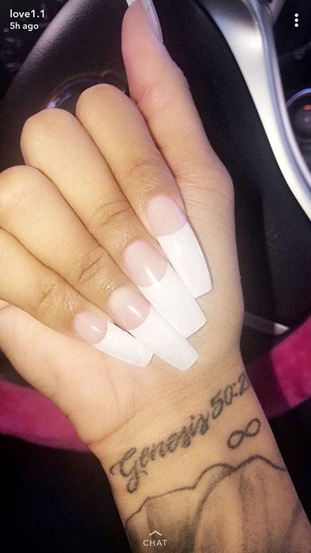 Nails Nail Square Shaped