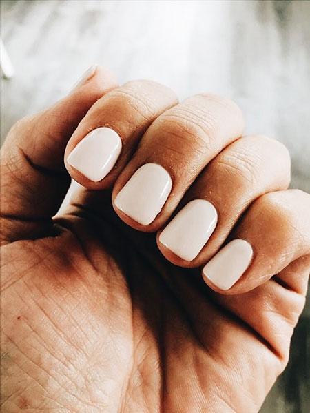 Nail Nails Manicure Square