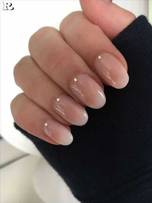 Short Oval Nail Designs-10