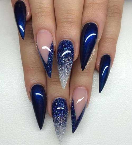 Long Stiletto Nail Arts-20