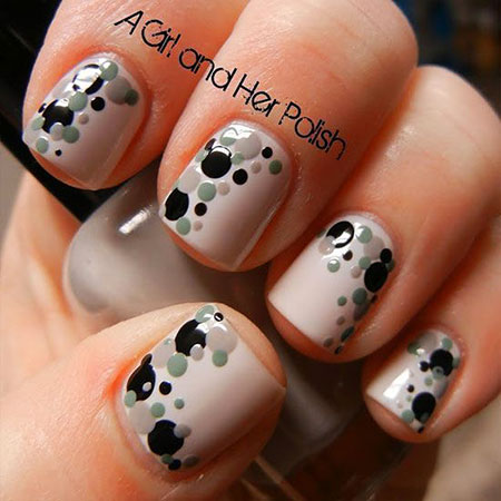 Simple Nail Art for Short Nails, Short Simple Nail Cool