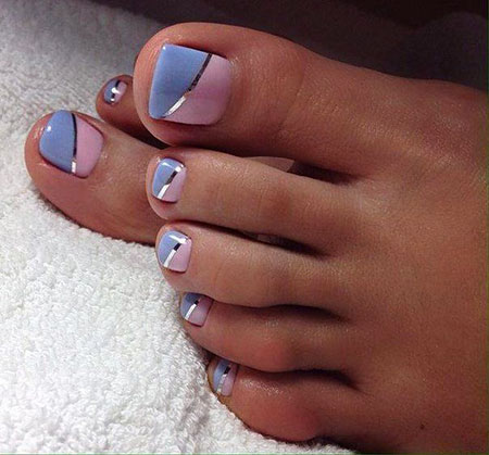 Nail Toe Pedicure Designs