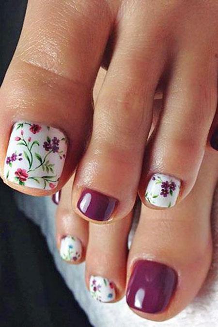 Nails Nail Toe New