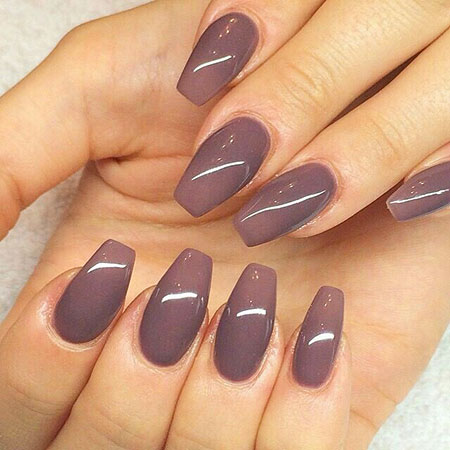 Nail Nails Coffin Trends