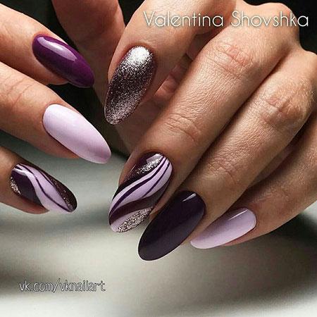 Nail Nails Manicure Blue