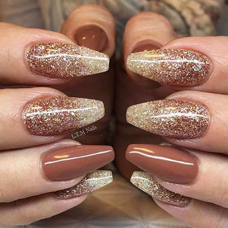 Nails Nail Fall Autumn