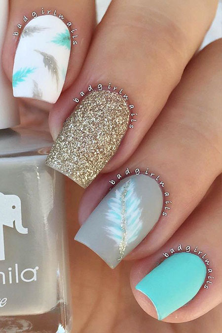 Nail Nails Summer Collection