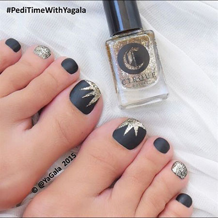 Nail Toe Pedicure Love