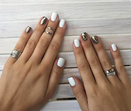 Nail Short Designs Art