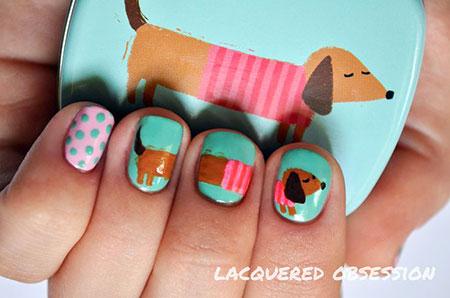 Nail Nails Summer Manicure