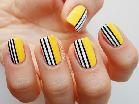 Nails Nail Short Simple