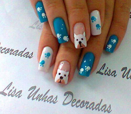 Dog Nails Nail Kitty