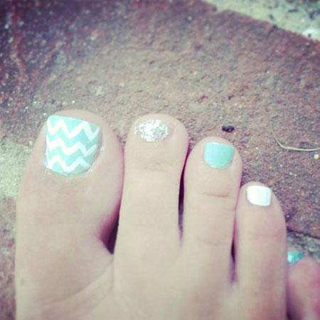 Toe Nail Toes Designs