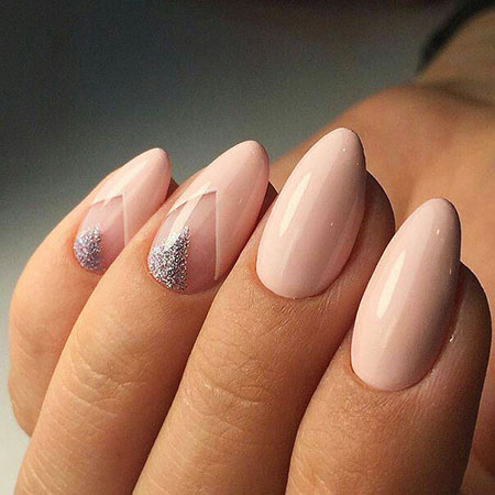 Nail Nails Nude Manicure