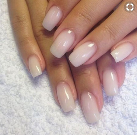 Clear Soft White Nail Polish, Nails Nail Ombre Acrylic