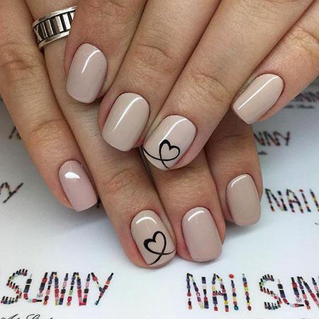Easy Nail Art Design 2018, Nail Nails Manicure Манікюр