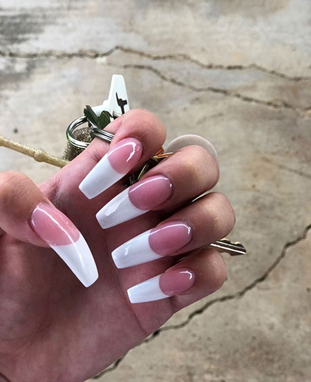 Long Fake Nails, Nail Nails Fake Natural