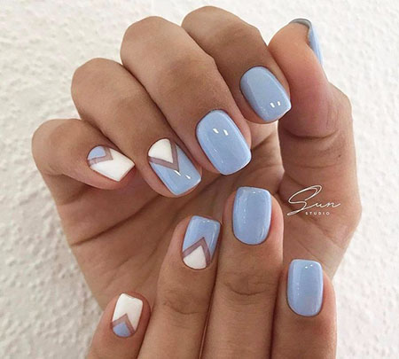 Nail Summer Manicure Color