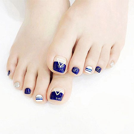 Nail Toe Fake Designs