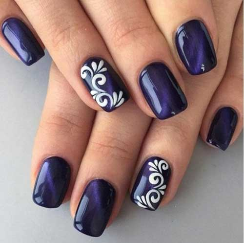 Simple Nail Designs-12