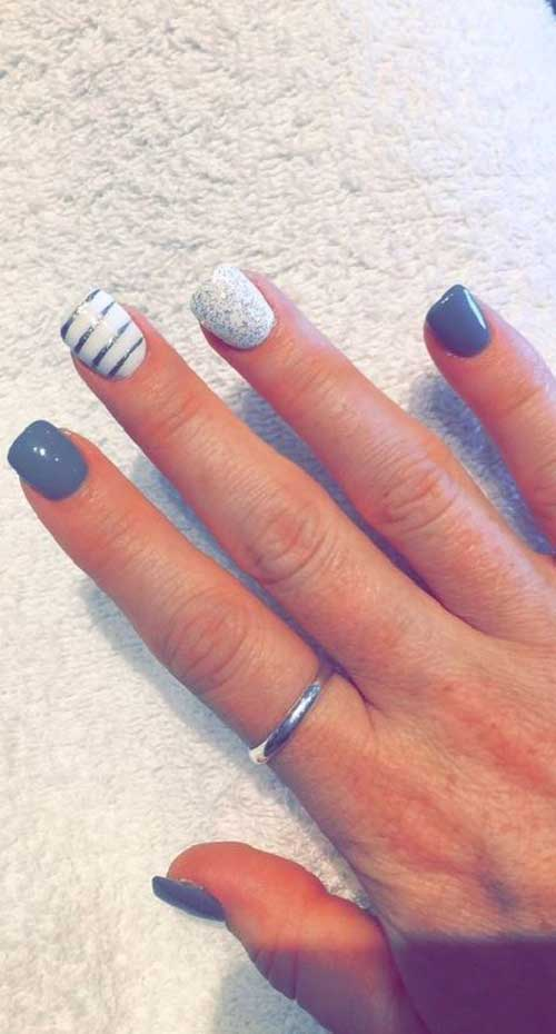Simple Nail Designs-9