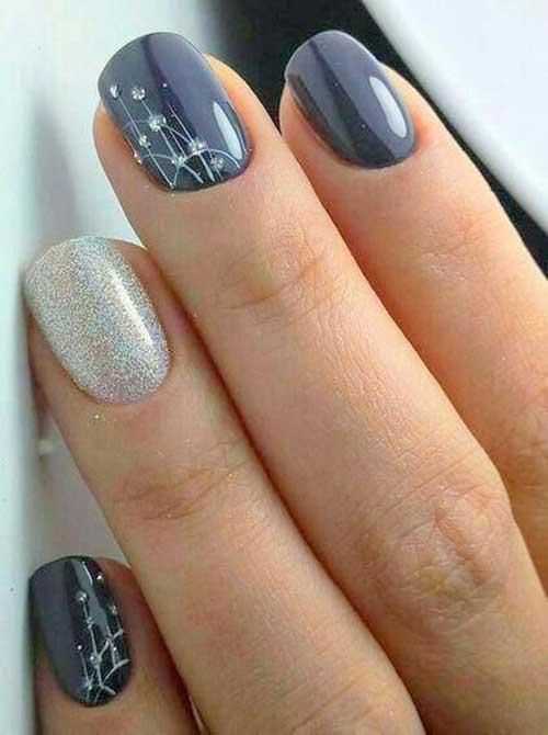 Cool Simple Nail Designs