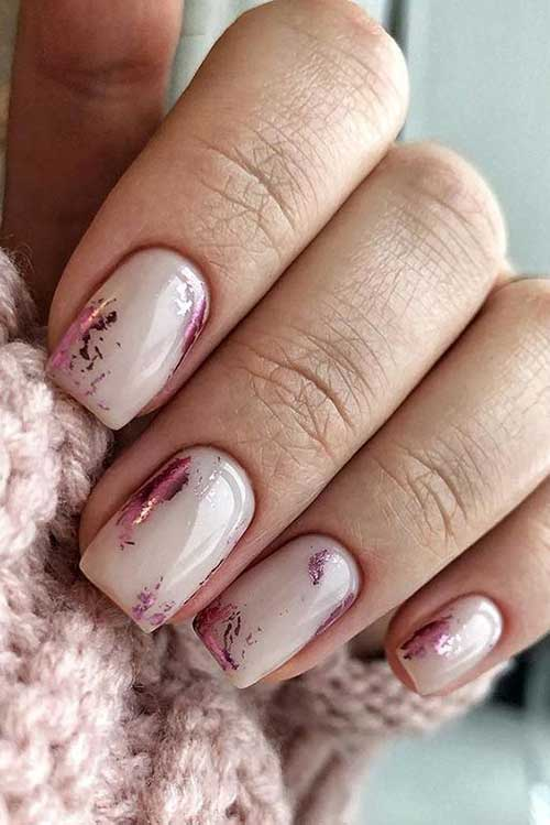 Nail Designs for Short Nails-10