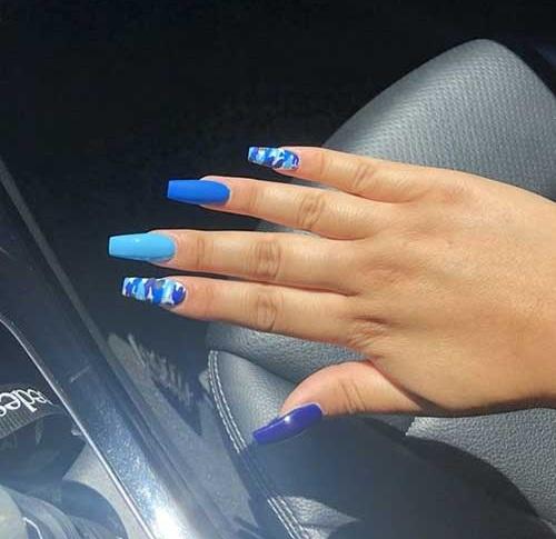 Acrylic Nail Designs-12