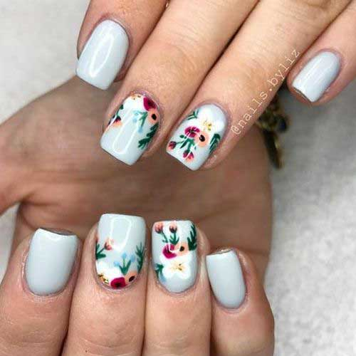 Spring Nail Art Designs-12