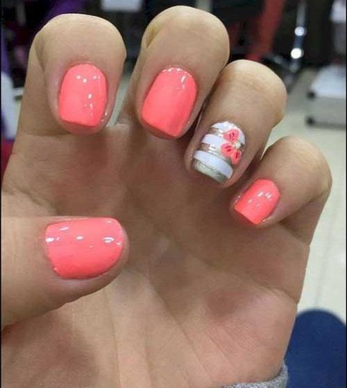Spring Nail Art Designs-13