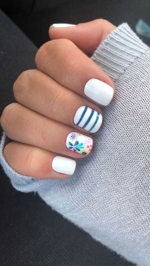 Nail Designs for Short Nails-14