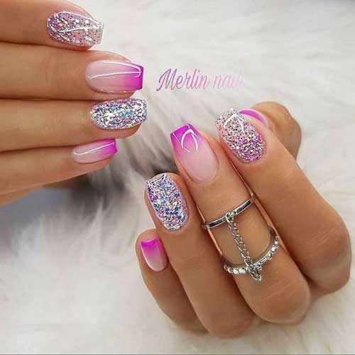 Nail Designs for Short Nails-15