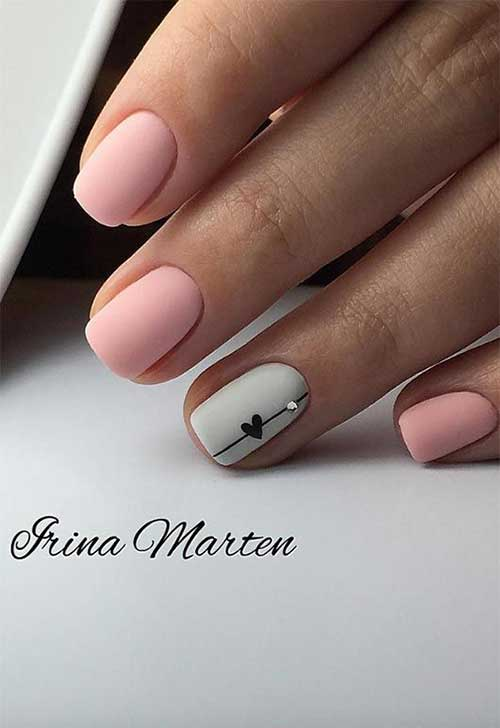Nail Designs for Short Nails-16